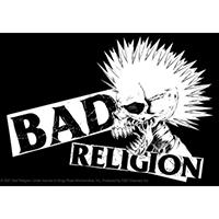 Bad Religion- Logo & Skull sticker (st308)