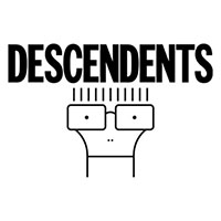 Descendents- Milo Window Sticker