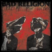 Bad Religion- Recipe For Hate sticker (st316)