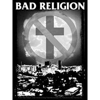 Bad Religion- Wasteland sticker (st317)