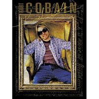 Kurt Cobain- Chair sticker (st343)