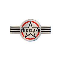 Clash- AF Logo Metallic sticker (st118)