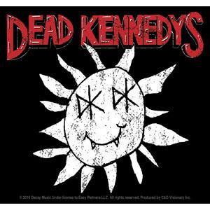 Dead Kennedys- Sun sticker (st675)
