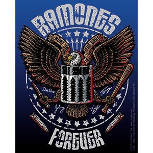 Ramones- Forever sticker (st203)
