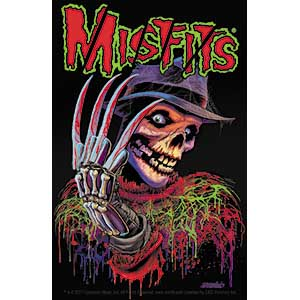 Misfits- Nightmare sticker (st425)