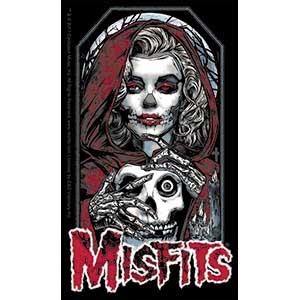 Misfits- Unmasked sticker (st426)