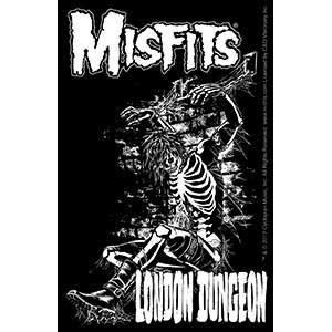 Misfits- London Dungeon sticker (st429)