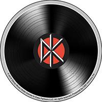 Dead Kennedys- Record sticker (st444)