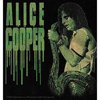 Alice Cooper- Snake sticker (st313)