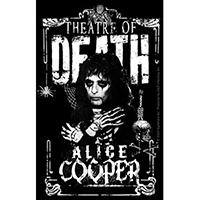 Alice Cooper- Theatre Of Death sticker (st208)