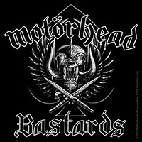 Motorhead- Bastards sticker (st320)