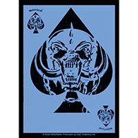 Motorhead-Blue Ace Of Spades sticker (st321)