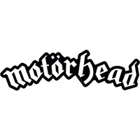 Motorhead- Logo sticker (st324)