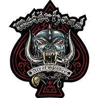 Motorhead- Ace Of Spades sticker (st325)