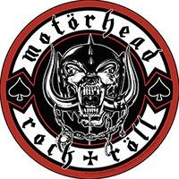 Motorhead- Rock & Roll sticker (st318)