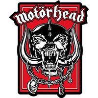 Motorhead- War Pig sticker (st319)