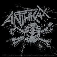 Anthrax- Grey Man sticker (st347)
