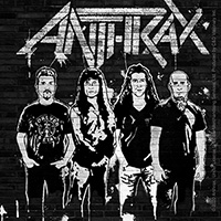 Anthrax- Wall Pic sticker (st456)