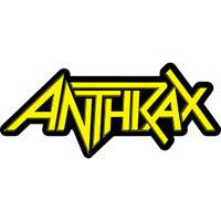 Anthrax- Logo sticker (st352)
