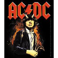AC/DC- Angus sticker (st53)