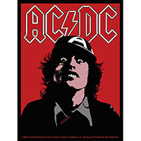 AC/DC- Red Angus sticker (st530)