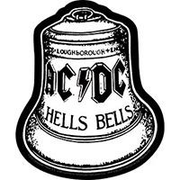 AC/DC- Hell's Bells sticker (st531)