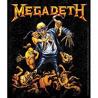 Megadeth- Little Demons sticker (st255)