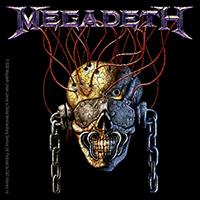 Megadeth- Wires sticker (st259)