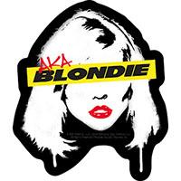 Blondie- AKA sticker (st536)