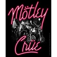 Motley Crue- Motorcycles sticker (st132)