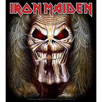 Iron Maiden- Candle Finger Sticker (st159)