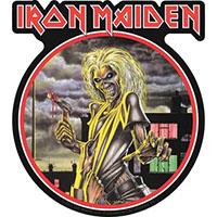 Iron Maiden- Killers Sticker (st177)