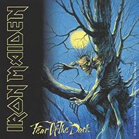 Iron Maiden- Fear Of The Dark Sticker (st178)