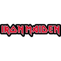 Iron Maiden- Logo Sticker (st163)