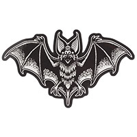 Bat Attack Sticker by Sourpuss sticker (st91)