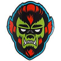 Wolfman Sticker by Sourpuss sticker (st93)