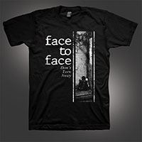 Face To Face- Don't Turn Away on a black shirt
