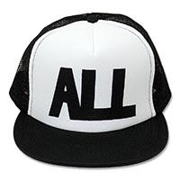 ALL- Logo trucker hat