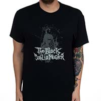 Black Dahlia Murder- Grim Reaper on a black shirt