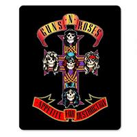 Guns N Roses- Appetite For Destruction Fleece Blanket