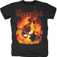 Mercyful Fate- Don't Break The Oath on a black shirt