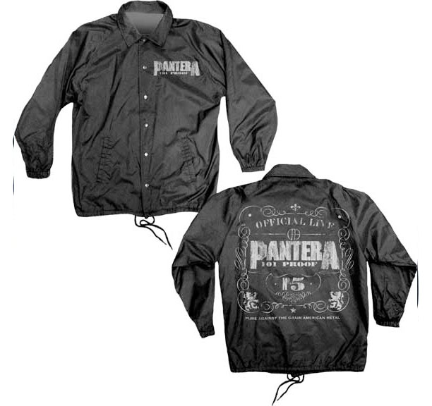 Pantera- Nylon Jacket