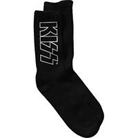 Kiss- Logo Socks