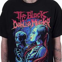 Black Dahlia Murder- As Good As Dead on a black shirt