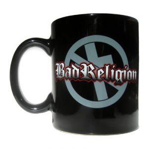 Bad Religion- Crossbuster coffee mug