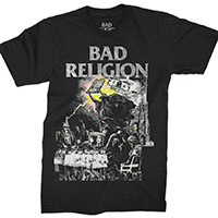 Bad Religion- All Ages 2 on a black shirt