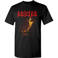 Deicide- In The Minds Of Evil on a black shirt