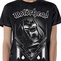 Motorhead- Animal '87 on a black shirt