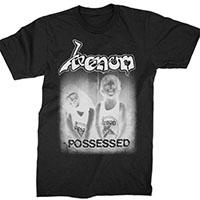 Venom- Possessed on a black shirt
