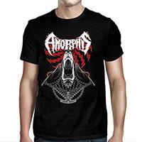 Amorphis- Bear on a black shirt